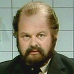 Benny as Clement Freud in 'Portable TV Set'