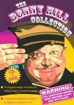 Go to The Benny Hill Collection DVD Review