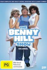 The Benny Hill Show, 1970 Annual, Region 4