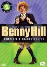 Benny Hill, Complete And Unadulterated: The Naughty Early Years - Set Two