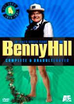 Benny Hill, Complete & Unadulterated, The Hill's Angels Years, Set 4