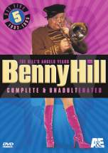 Benny Hill, Complete & Unadulterated, The Hill's Angels Years, Set 5