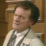 Jackie Wright as Lt. Columbo, from 'Murder on the Oregon Express', (March 24, 1976)