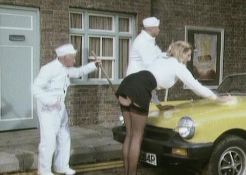 Traffic warden nude